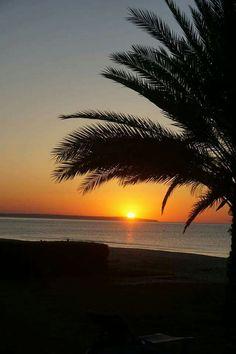 Larnaca's beautiful sunset Cyprus Larnaca, Limassol, 10 Picture, Beautiful Sunset, Holiday Destinations, Strand, Travelling, Inspiration, Life