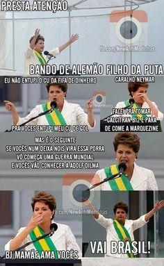 #Copa #Dilma #Humor