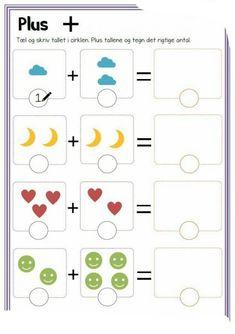 Preschool Writing, Numbers Preschool, Preschool Learning Activities, Kindergarten Math Worksheets, Math For Kids, Addition Worksheets, Count, Modern Design, Kids Learning Activities