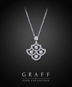 Graff Diamonds: Graff Icon Pendant