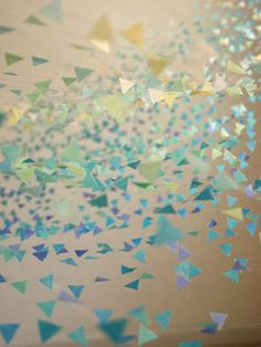 paper pieces sea life | Yuko, Japanese Paper Artist, and the Waterlike Spectrum | Artistic ...