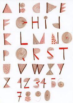 aboriginal alphabet - Google Search