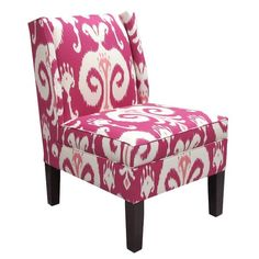 I pinned this Himalaya Wingback Chair from the Madcap Cottage event at Joss and Main!