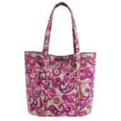 LOVE vera bradley have many bags and purses by her and wear them to death :)!