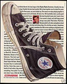 50s converse shoes