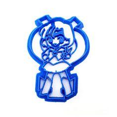 Sailor Moon Sailor Mercury Cookie Cutter