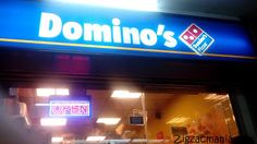 Zig Zac Mania: Domino's Sector-4 Gurgaon Review