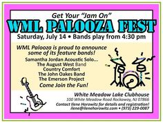 Dont miss White Meadow Lake Festival Days. Day, Rocks, Instagram, Music, Musica, Musik, Muziek, Stone, Music Activities