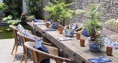 azul | Colocando a mesa com charme | Page 7