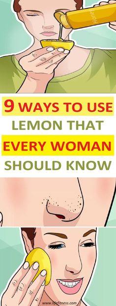 9 Ways to Use Lemon That Every Woman Should Know