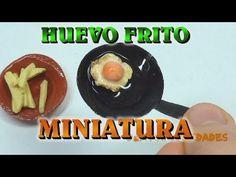 SARTÉN EN MINIATURA - MINIATURA FRYING PAN - YouTube