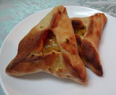 Cooking Outside the Box: Focaccia Hamentashen