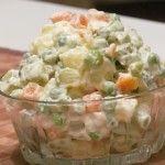Russian Salad Recipe by Chef Zakir Qureshi Find Recipes By Ingredients, My Recipes, Salad Recipes, Cooking Recipes, Russian Salad Recipe, Russian Potato Salad, No Cook Meals, Ethnic Recipes, Food