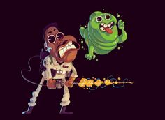 Winston Zeddemore is the Ringo Starr of the Ghostbusters.