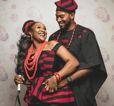 Popular Wedding Colours And Their Meaning - Looking for the perfect wedding colors for your big day? African Bridal Dress, African Wedding Attire, African Dresses Men, African Fashion Ankara, African Weddings, Popular Wedding Colors, Wedding Colours, Braids Maid Dresses, African Fashion Traditional