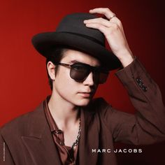 Marley Mackey • Marc Jacobs Fall '15 campaign photographed by David Sims