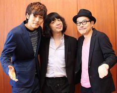 【写真を見る】松坂桃李の性格の良さは「ホトケ級!?」峯田和伸、田口トモロヲ監督が証言