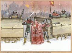 Czech Soldiers c.1400s AD