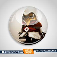 Assassinion's Creed on Behance