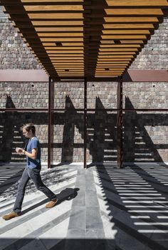 https://flic.kr/p/PPRFiQ | 04 Plaza Huerto San Agustín, Jaramillo-Van Sluys Taller de Arquitectura y Urbanismo, Quito-Ecuador