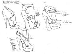 design ideation sketches