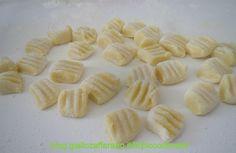 gnocchi senza glutine http://blog.giallozafferano.it/ilchiccodimais/gnocchi-di-patate-senza-glutine/