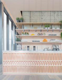 Leman Locke Hotel in East London by Grzywinski + Pons. http://www.yellowtrace.com.au/leman-locke-east-london-grzywinski-pons/