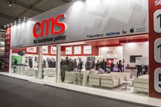 MWC 2014 EMS Stand
