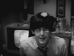 """beatlemania-1960s: """"motley—crue: """"ohmygodmacca: """" just realized, i'm in love with an idiot. """" """""""