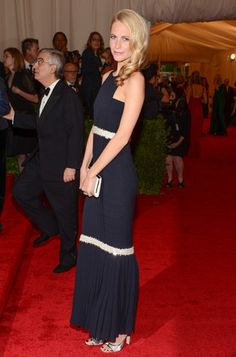 Gisele Bundchen in Givenchy - Pictures from 2012 Met Ball Red Carpet - Harper's BAZAAR