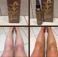 Try our awesome tanning lotion visit my website now youniqueproducts.com/bombqueencosmetics