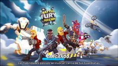 Battle Fury Arena #15 - 181 a 186 - android gameplay español