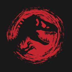 jurassic park t-shirts designed by valsymot as well as other jurassic park merchandise at TeePublic. Jurassic Park T Shirt, Jurassic Park Series, Jurassic Park Tattoo, Blue Jurassic World, Jurassic World Fallen Kingdom, Jurrassic Park, Park Art, Jurassic World Wallpaper, The Craft Movie