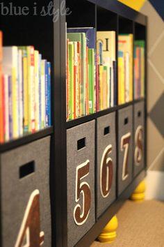 DIY Give a Plain Bookshelf a Leg Up .. Bookshelf Upcycle