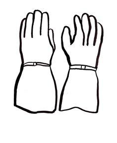Gloves by Cynthia Merhej