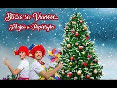Blížia sa Vianoce (oficiálny videoklip) - YouTube Christmas Tree, Holiday Decor, Youtube, Instagram, Home Decor, Teal Christmas Tree, Decoration Home, Room Decor, Xmas Trees