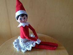 diy elf on shelf skirt | 1000+ images about Elf on the shelf ideas on Pinterest | Elf On The ...