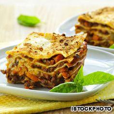Lasagna, Italy