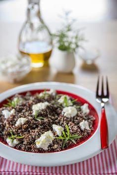 Quinoa: ricette, calorie e proprietà