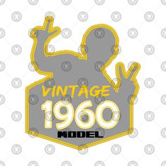 Shop Vintage 1960 Model Design 1960 t-shirts designed by as well as other 1960 merchandise at TeePublic. Unique T Shirt Design, Design Design, Vintage Shops, Shirt Designs, Awesome, Check, Shirts, Scale Model, Dress Shirts