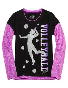 Sports 2fer Tee | Girls Tops & Tees Clothes | Shop Justice