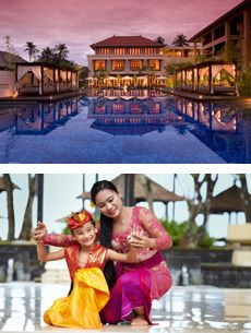 Holidays with Kids Specialists in Family Travel: Conrad Bali