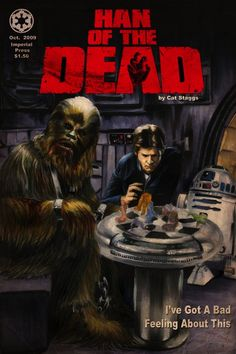 """""""Han of the Dead"""" by Cat Staggs"""