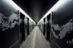 Foto de la planta del hotel Vincci Bit Barcelona, decorado por Vasco Mourao