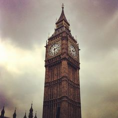 krustation's photo  of Big Ben on Instagram