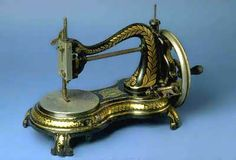 WILLIAM JONES SEWING MACHINE