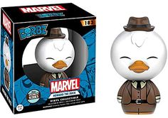 Dorbz Guardians of the Galaxy  Howard the Duck Vinyl Figure *** For more information, visit image link.