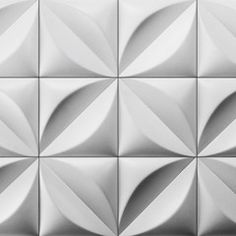 Chrysalis Cast Architectural Concrete Tile - White - Inhabit - Inhabit - 4