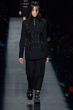 Alexander Wang AW 15/16 ready-to-wear