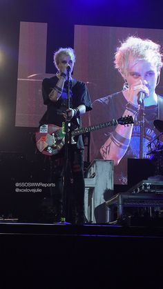 Mikey looking perfect, as always.